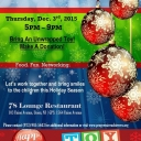 Holiday Networking and Toy Drive - December 2015
