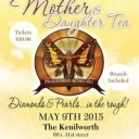 Mother and Daughter Tea 2015