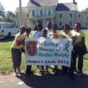 Beulah Murphy 5k Cerivical Cancer Walk 2014